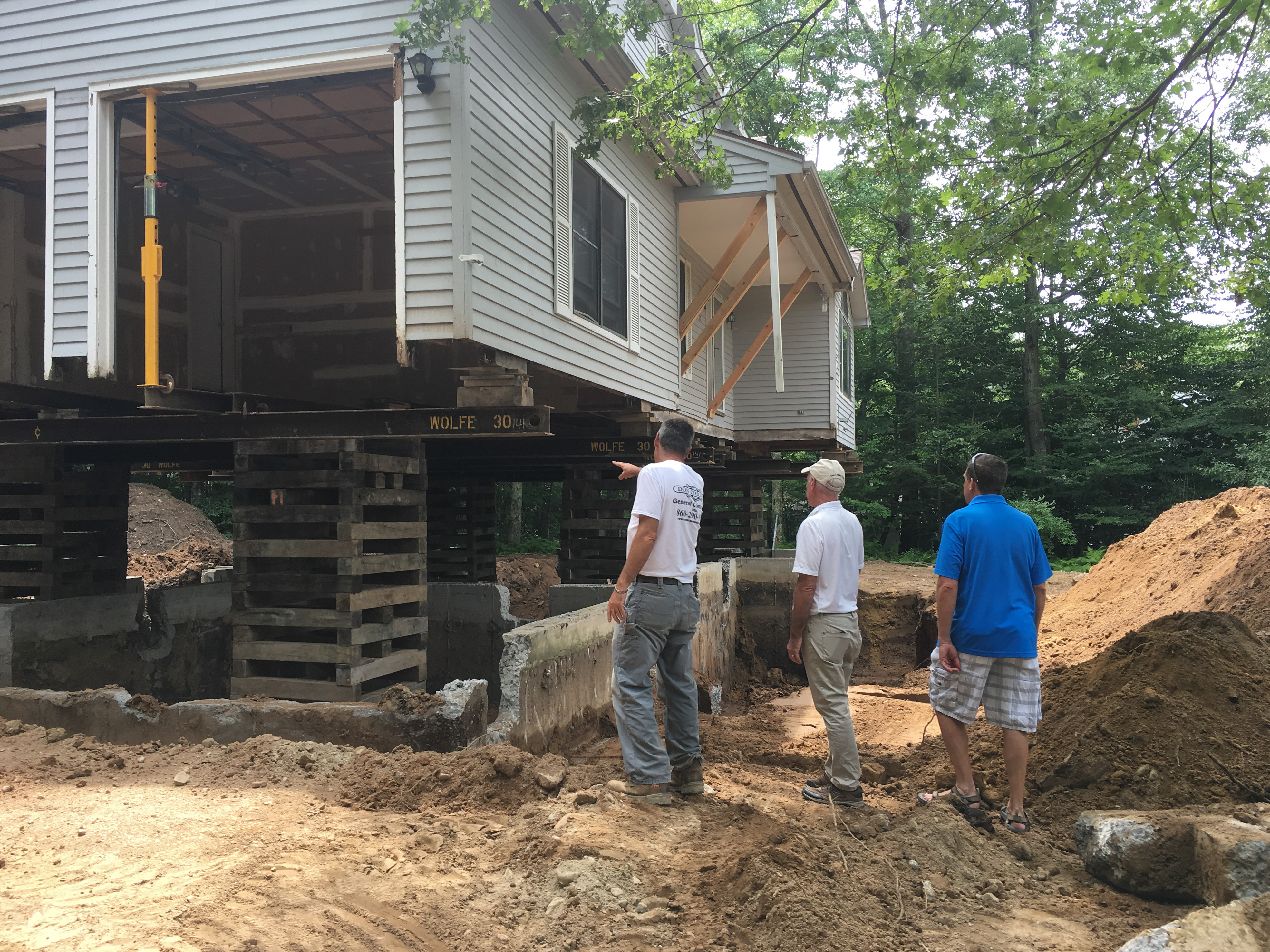Information For Homeowners With Crumbling Foundations Congressman Joe Courtney