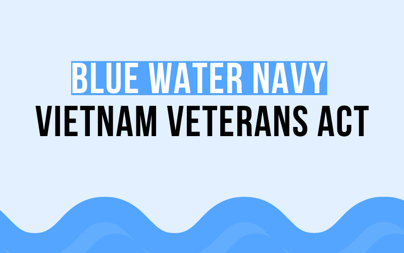 Blue Water Navy Vietnam Veterans Act